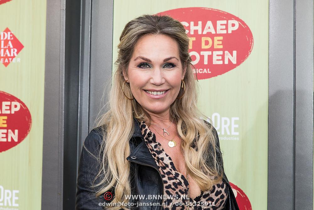 NLD/Amsterdam/20190414 - Premiere 't Schaep met de 5 Pooten, Tanja Jess