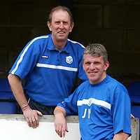 New St Johnstone boss John Connolly appoints Jim Weir as his first team coach.<br />