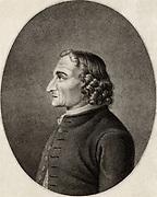 Giuseppe Tartini (1692-1770) Italian composer and violinist.
