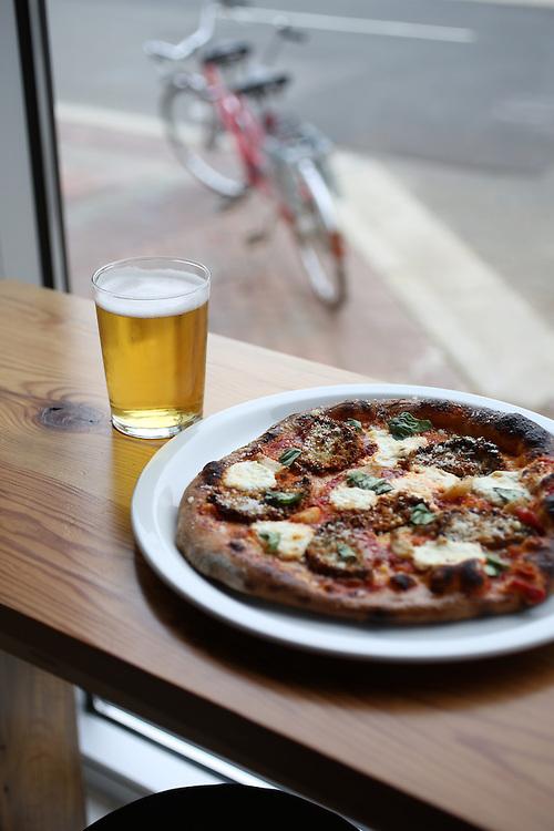 Pizzeria Toro, Durham, North Carolina, Feb. 7, 2012.