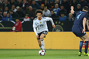 Leroy Sane of Germany during the International Friendly match between Germany and England at Signal Iduna Park, Dortmund, Germany on 22 March 2017. Photo by Phil Duncan.