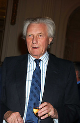 LORD HESELTINE at The Business Winter Party hosted by Andrew Neil at The Ritz Hotel, Piccadilly, London on 7th December 2005.<br /><br />NON EXCLUSIVE - WORLD RIGHTS