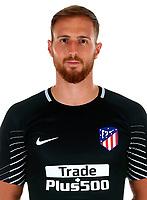 Spain - La Liga Santander 2017-2018 / <br /> ( Atletico de Madrid ) - <br /> Jan Oblak