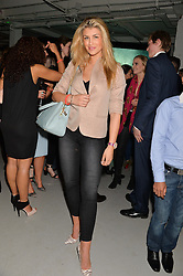 AMY WILLERTON at the Audemars Piguet Royal Oak Offshore 42mm Party held at Victoria House, Bloomsbury Square, London on 23rd April 2014.