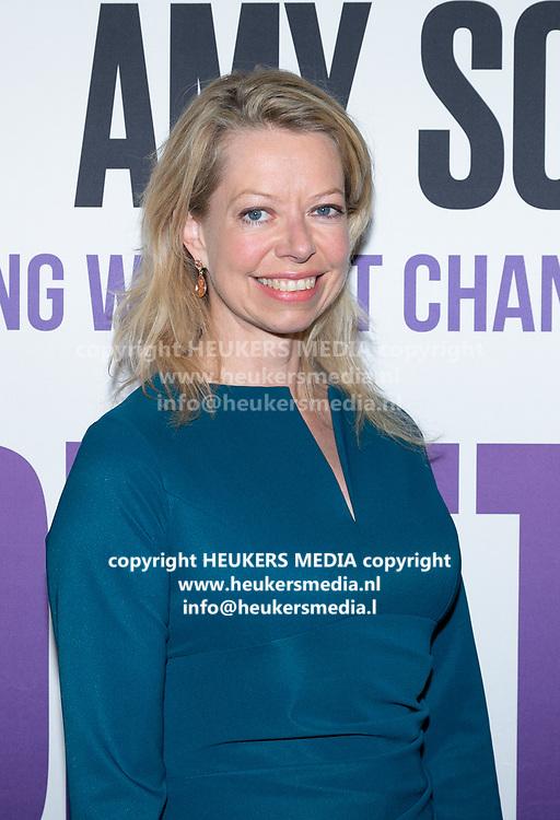 Nederlandse premiere van de film I Feel Pretty bij Pathe ArenA. Op de foto: Jennifer Evenhuis