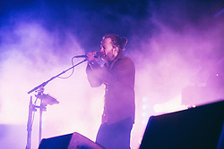 Atoms For Peace perform at The Treasure Island Music Festival - San Francisco, CA - 10/19/13