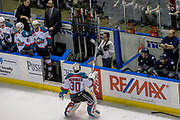 KELOWNA, CANADA - APRIL 26:  Marissa from Shoot the Breeze Photography at the Kelowna Rockets game on April 26, 2017 at Prospera Place in Kelowna, British Columbia, Canada.  (Photo By Cindy Rogers/Nyasa Photography,  *** Local Caption ***