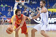 DESCRIZIONE : Berlino Berlin Eurobasket 2015 Group B Spain Iceland<br /> GIOCATORE : Sergio Llull<br /> CATEGORIA : Passaggio<br /> SQUADRA : Spain<br /> EVENTO : Eurobasket 2015 Group B <br /> GARA : Spain Iceland<br /> DATA : 09/09/2015 <br /> SPORT : Pallacanestro <br /> AUTORE : Agenzia Ciamillo-Castoria/Mancini Ivan<br /> Galleria : Eurobasket 2015 <br /> Fotonotizia : Berlino Berlin Eurobasket 2015 Group B Spain Iceland