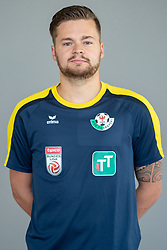 10.07.2019, Swarovski Kristallwelten, Wattens, AUT, 1. FBL, WSG Swarovski Wattens, Fototermin, im Bild Lukas Stolz (Physio) // Lukas Stolz (Physio) during the official team and portrait photoshooting of tipico Bundesliga Club WSG Swarovski Wattens for the upcoming Season at the Swarovski Kristallwelten in Wattens, Austria on 2019/07/10. EXPA Pictures © 2019, PhotoCredit: EXPA/ Johann Groder