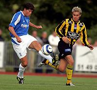 Fotball, treningskamp, Egersund, Norway,<br />EIK - Birmingham City FC , (2-0),<br />Darren Anderton,<br />Foto: Sigbjørn Andreas Hofsmo, Digitalsport
