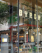 Byron Hamburgers 2nd August 2016