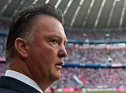 11.09.2010, Allianz Arena, München, GER, 1. FBL, FC Bayern München vs Werder Bremen, im Bild Louis van Gaal, (FC Bayern München, Trainer), EXPA Pictures © 2010, PhotoCredit: EXPA/ J. Feichter