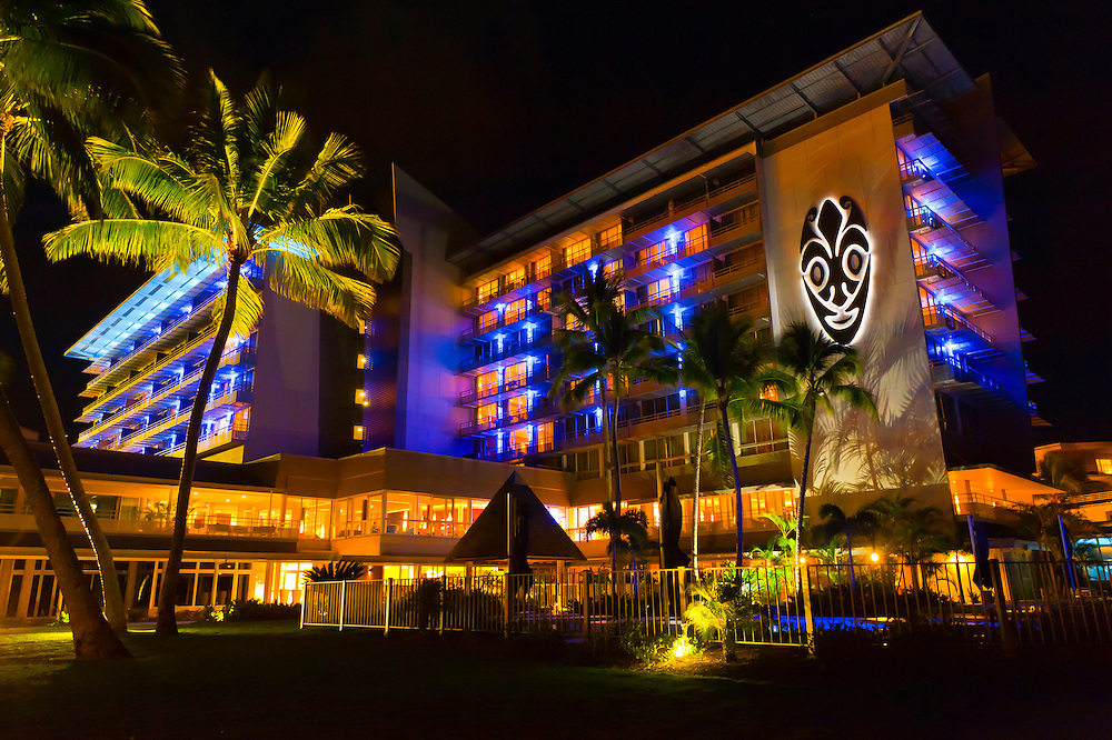 Royal Terra Beach Resort Hotel, Noumea, Grand Terre, New Caledonia