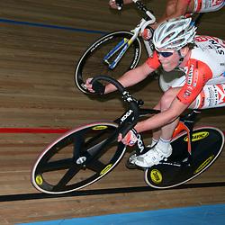 APELDOORN NK Baanwielrennen 2008-2009<br />klassement  Wim Stroetinga NK