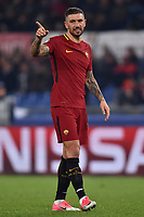 Aleksandar Kolarov Roma <br /> Roma 05-12-2017 Stadio Olimpico Uefa Champions League A 2017/2018 Group C AS Roma - Qarabag Foto Andrea Staccioli / Insidefoto