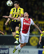 Fussball Uefa Champions League 2012/13: Borussia Dortmund - Ajax Amsterdam