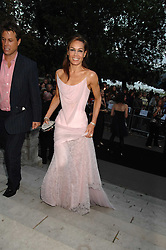 TARA PALMER-TOMPKINSON at the Moet Mirage Evening at Holland Park Opera House, London W8 on 16th September 2007.<br /><br />NON EXCLUSIVE - WORLD RIGHTS