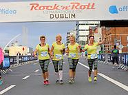 The 4th annual Affidea Rock 'n' Roll Dublin Half Marathon