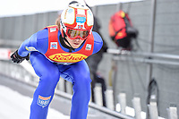 Kombinert<br /> FIS World Cup<br /> 16.01.2015<br /> Foto: Gepa/Digitalsport<br /> NORWAY ONLY<br /> <br /> SEEFELD - ØSTERRIKE<br /> <br /> FIS World Cup, Nordic Triple, Gundersen normal hill, men. Image shows Mikko Kokslien (NOR).