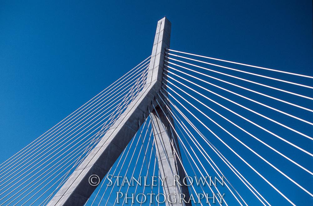 Zakim Bunker Hill Bridge, Boston