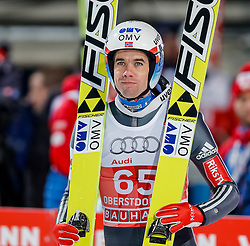 27.12.2014, Schattenbergschanze, Oberstdorf, GER, FIS Ski Sprung Weltcup, 63. Vierschanzentournee, Qualifikation, im Bild Anders Bardal (NOR) // Anders Bardal of Norway// during Qualification of 63 rd Four Hills Tournament of FIS Ski Jumping World Cup at Schattenbergschanze, Oberstdorf, Germany on 2014/12/27. EXPA Pictures © 2014, PhotoCredit: EXPA/ Peter Rinderer