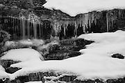 Tom Branch Falls - North Carolina