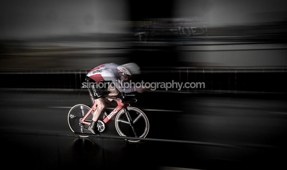 July 1st 2017, Düsseldorf, Germany; Cycling, Tour de France, Stage 1; Stefan Kung
