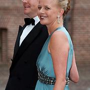 NLD/Apeldoorn/20070901 - Viering 40ste verjaardag Prins Willem Alexander, aankomst Friso en Mabel Wisse Smit