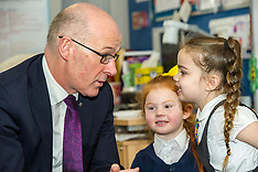 Deputy First Minister publishes school statistics  | Edinburgh | 12 December 2017