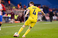 CF Rostov's player Vladimir Granat during a match of UEFA Champions League at Vicente Calderon Stadium in Madrid. November 01, Spain. 2016. (ALTERPHOTOS/BorjaB.Hojas)