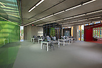 Bellvue Public Library Interior image at the Washington Highlands Library