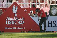 Abu Dhabi HSBC GC 2012