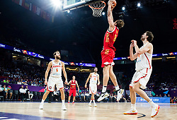 Vladimir Ivlev of Russia during basketball match between National Teams  Spain and Russia at Day 18 in 3rd place match of the FIBA EuroBasket 2017 at Sinan Erdem Dome in Istanbul, Turkey on September 17, 2017. Photo by Vid Ponikvar / Sportida