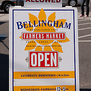 Saturday Farmer's Market, Bellingham, Washington