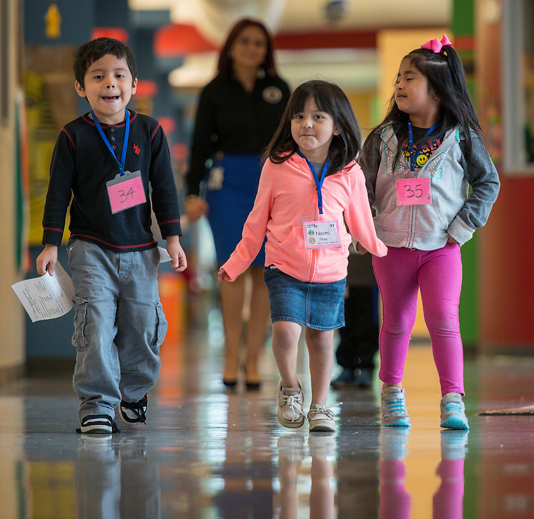 Farias Early Childhood Center, October 21, 2015.