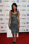 CANNES, FRANCE - APRIL 08:  Thandie Newton arrives at the MIPTV 50th Anniversary : Opening Party at the Martinez Hotel on April 8, 2013 in Cannes, France.  (Photo by Tony Barson/Getty Images)