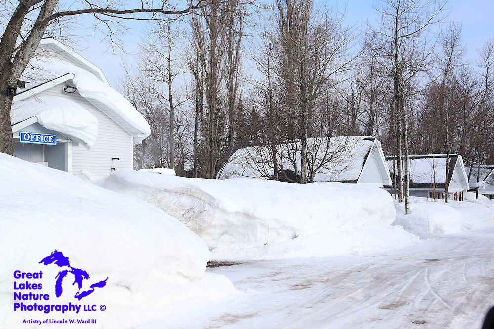 Rental cabins are available all year in the Keweenaw.