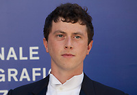 Finnegan Oldfield at the premiere of the film Marvin at the 74th Venice Film Festival, Sala Darsena on Sunday 3 September 2017, Venice Lido, Italy.