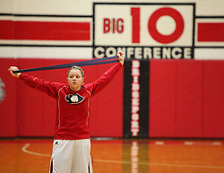January 14, 2012: High School Girls Varsity Basketball Bridgeport vs. Elkins. The game was played at Bridgeport High School. Mandatory Credit: Ben Queen