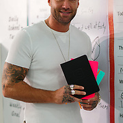 Olympia, London, UK. 22rd November, 2017. Calum Best at Ideal Home Show at Christmas on 23rd November 2016 running from 23rd-27th November at Olympia, London, UK.