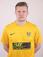 FODBOLD: Thomas Amby ved Ølstykke FC's officielle fotosession den 27. marts 2018 på Ølstykke Stadion. Foto: Claus Birch