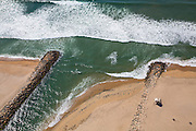 Aerial Stock Photo of Huntington Beach California of Orange County