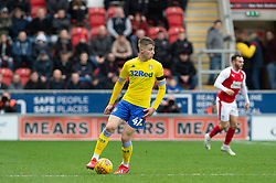 January 26, 2019 - Rotherham, England, United Kingdom - Jack Clarke of Leeds United during the Sky Bet Championship match between Rotherham United and Leeds United at the New York Stadium, Rotherham, England, UK, on Saturday 26th January 2019. (Credit Image: © Mark Fletcher/NurPhoto via ZUMA Press)