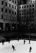 New York Skating   Limited Edition Print