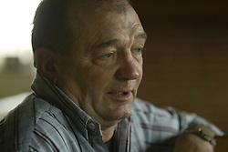 Lucien Somers<br /> Reportage ten huize van.<br /> Photo © Dirk Caremans