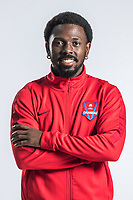 **EXCLUSIVE**Portrait of Brazilian soccer player Fernandinho Henrique of Chongqing Dangdai Lifan F.C. SWM Team for the 2018 Chinese Football Association Super League, in Chongqing, China, 27 February 2018.