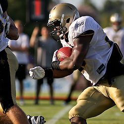 August 9, 2011; Metairie, LA, USA; New Orleans Saints  running back Mark Ingram (28) during training camp practice at the New Orleans Saints practice facility. Mandatory Credit: Derick E. Hingle