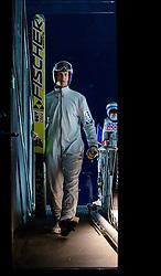 19.02.2015, Lugnet Ski Stadium, Falun, SWE, FIS Weltmeisterschaften Ski Nordisch, Skisprung, Herren, Training, im Bild Gregor Schlierenzauer (AUT) // Gregor Schlierenzauer of Austria during the Training of Mens Skijumping of the FIS Nordic Ski World Championships 2015 at the Lugnet Ski Stadium, Falun, Sweden on 2015/02/19. EXPA Pictures © 2015, PhotoCredit: EXPA/ JFK