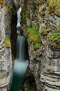 North America, Canada, Canadian, Alberta, Rocky Mountains, Jasper  National Park, UNESCO, World Heritage, Maligne Canyon