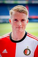 Feyenoord presenteert nieuwe aanwinst Sam Larsson